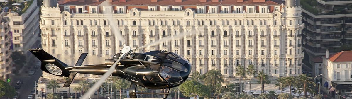 Аренда вертолёта