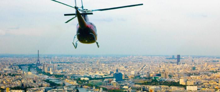 Экскурсии на вертолёте