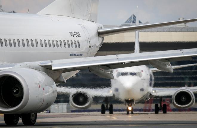 Пассажиропоток аэропортов Москвы в ноябре вырос