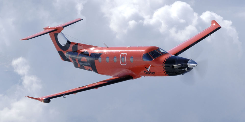 Авиакомпания Dexter откроет в Приволжском округе «воздушное такси»