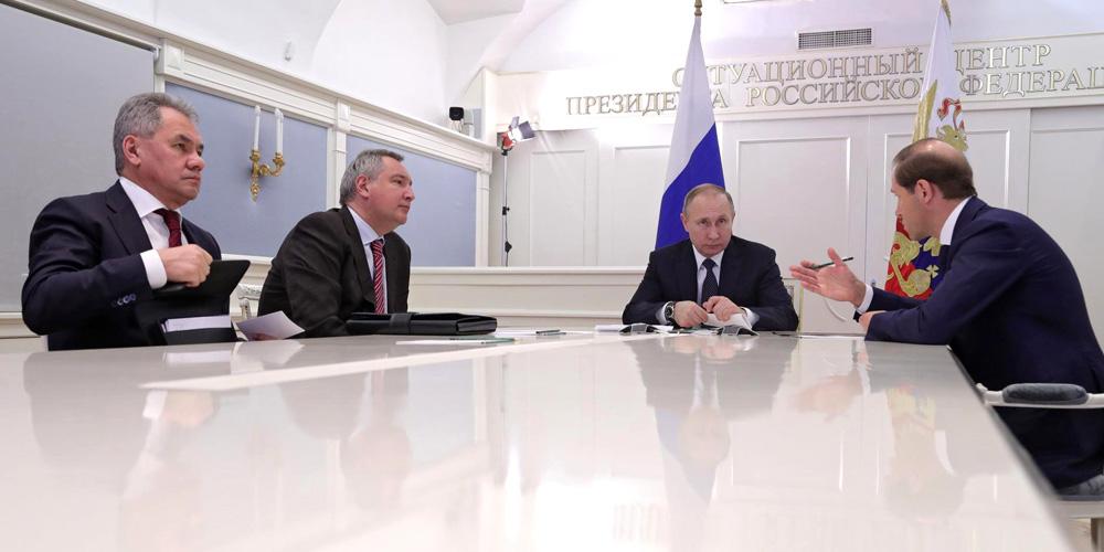 Глава РФ призвал уложиться в сроки разработчиков среднемагистрального самолета