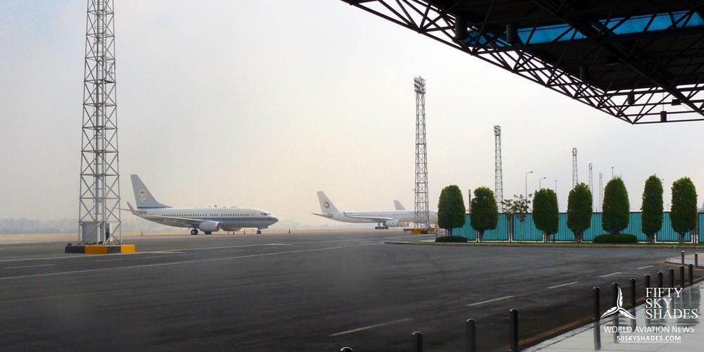 Каирский международный аэропорт посетила группа российских экспертов