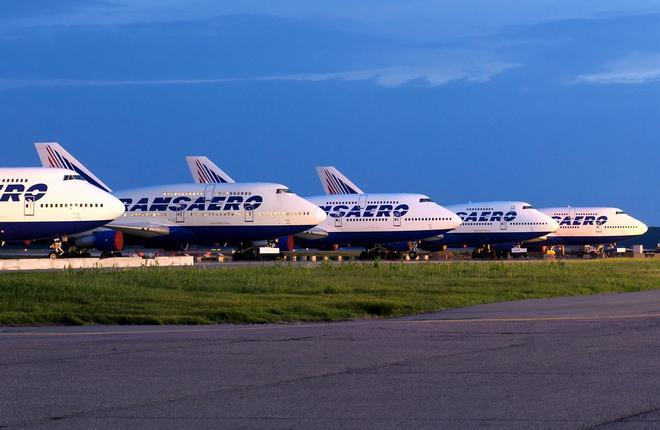 Как «поделили» пассажиров авиаперевозчика «Трансаэро»