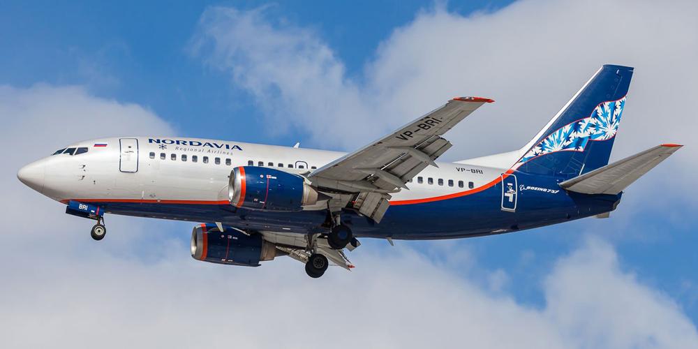 Авиационный перевозчик «Нордавиа» отказался от рейсов из «Жуковского»